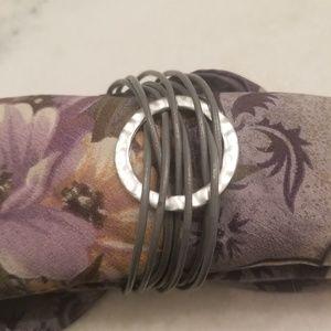 Jewelry - Lesther cord bracelet